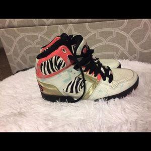 Osiris women's Hi-Top Skate Shoes Size 8